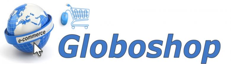 logo globoshop ecommerce