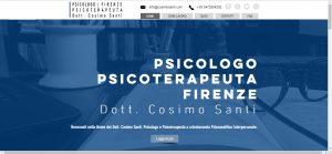 psicologo firenze Cosimo Santi