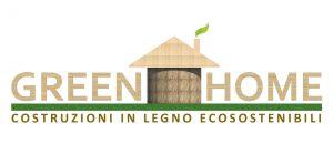 logo green home costruzioni